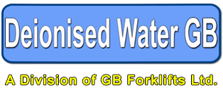 Deionised Water GB logo